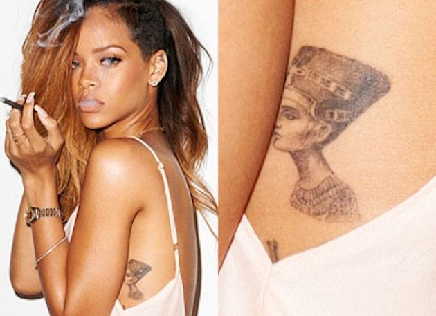 rihanna-nefertiti-tattoo